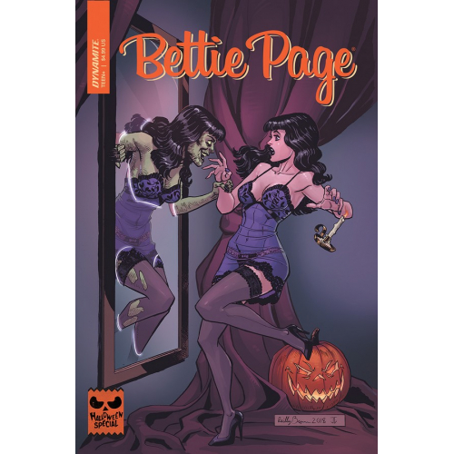 BETTIE PAGE HALLOWEEN SPECIAL ONE SHOT (VO)