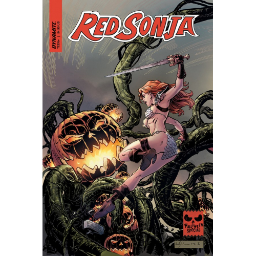 RED SONJA HALLOWEEN SPECIAL ONE SHOT (VO)