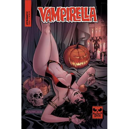 VAMPIRELLA HALLOWEEN SPECIAL ONE SHOT (VO)