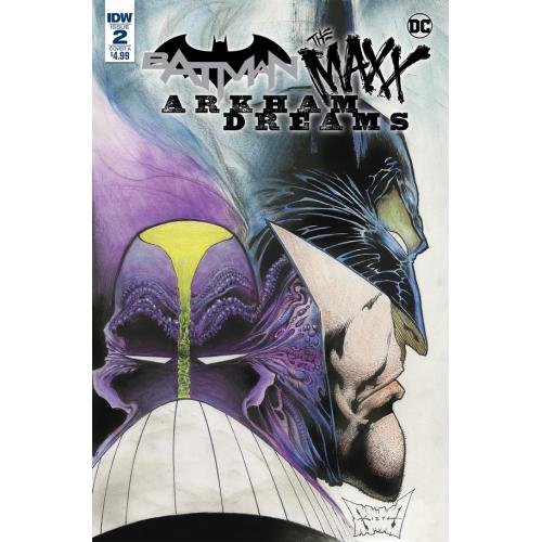 BATMAN - THE MAXX - ARKHAM DREAMS 2 (VO)
