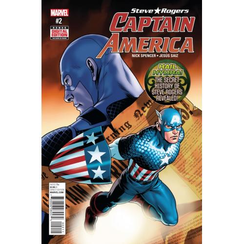 Captain America : Steve Rogers 2 (VO)