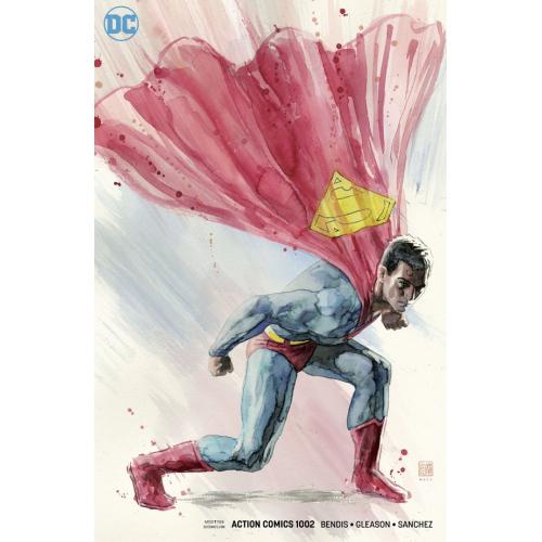 Action Comics 1002 Mack Variant (VO)
