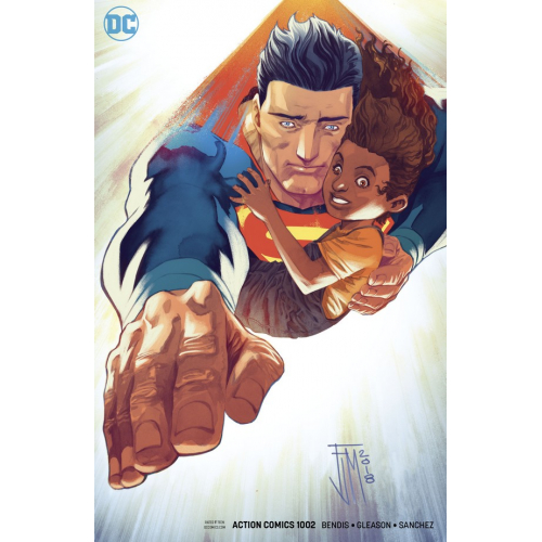 Action Comics 1002 Manapul Variant (VO)