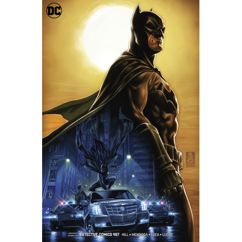 Detective Comics 987 Mark Brooks Variant (VO)
