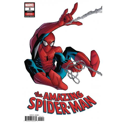 AMAZING SPIDER-MAN 3 (VO) 2nd Print
