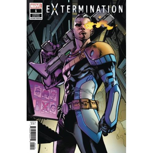 EXTERMINATION 1 (VO) 2nd Print
