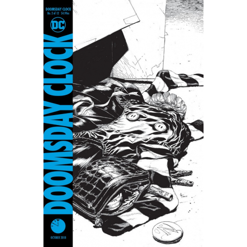 DOOMSDAY CLOCK 2 (VO) 3rd PRINT