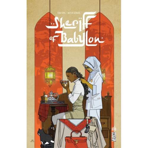 Sheriff of Babylon (VF)