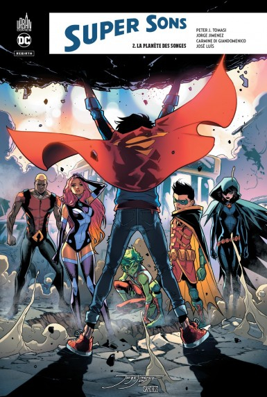 Super Sons Tome 2 (VF)