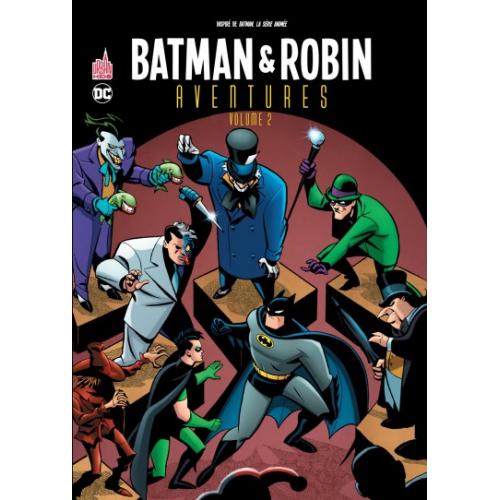 Batman & Robin Aventures Tome 2 (VF)