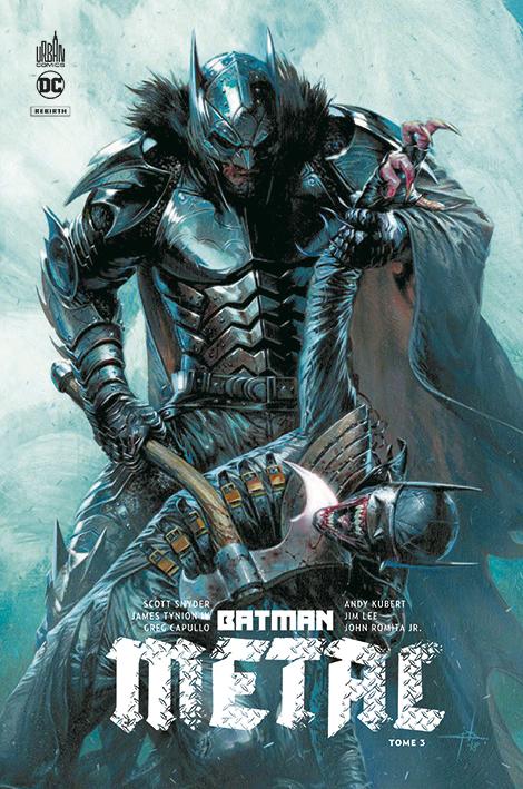 Batman Métal tome 3 (VF)