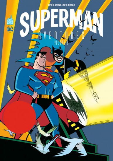 Superman Aventures Tome 3 (VF)