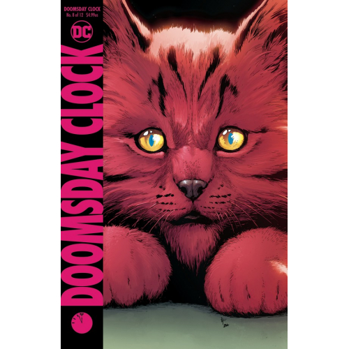 DOOMSDAY CLOCK 8 Cover A (VO)