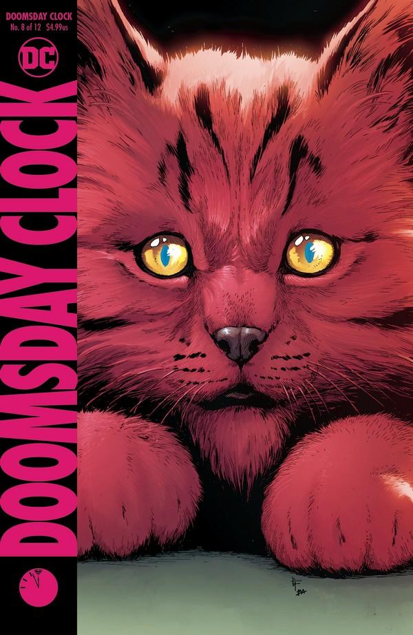 DOOMSDAY CLOCK 8 Cover A (VO)