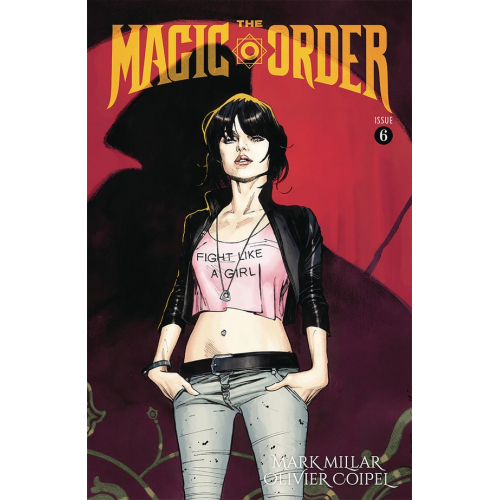 The Magic Order 6 (VO) Mark Millar - Olivier Coipel