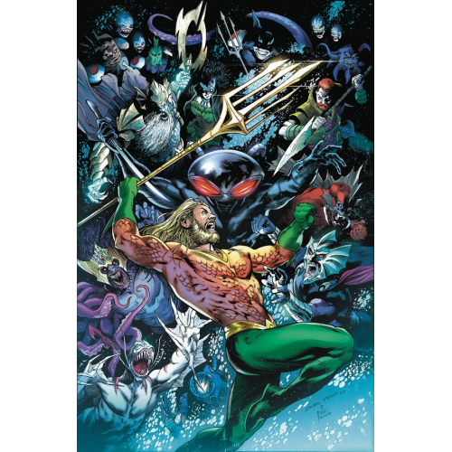 AQUAMAN 42 (DROWNED EARTH) (VO)