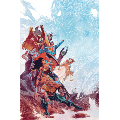 JUSTICE LEAGUE 11 (DROWNED EARTH) (VO)
