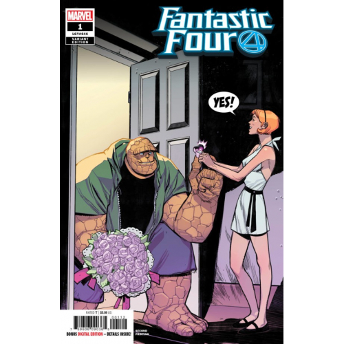 FANTASTIC FOUR 1 (VO) 2nd PRINT