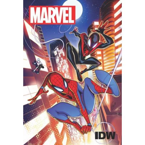 SPIDER-MAN 1 (VO) IDW