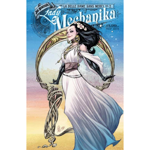 Lady Mechanika : La belle dame sans Merci 2 (VO) VARIANT