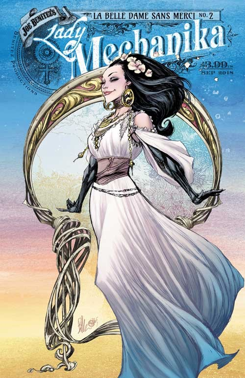 Lady Mechanika : La belle dame sans Merci 2 (VO)