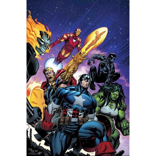 Avengers 10 - Avengers 700 (VO)
