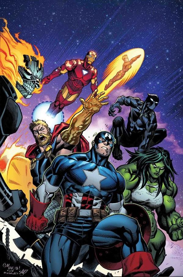 Avengers 9 (VO)