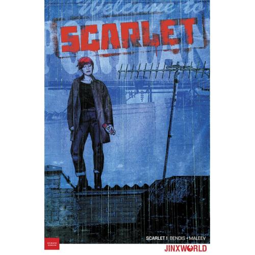 Scarlet 1 (of 5) VAR (VO)