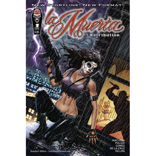 La Muerta Retribution 1 (of 2) (VO)