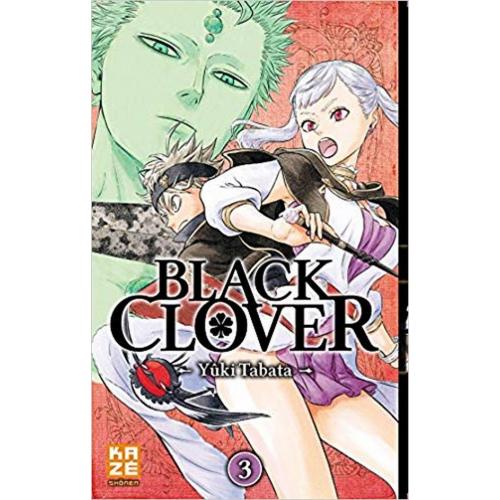 Black Clover Tome 3 (VF)