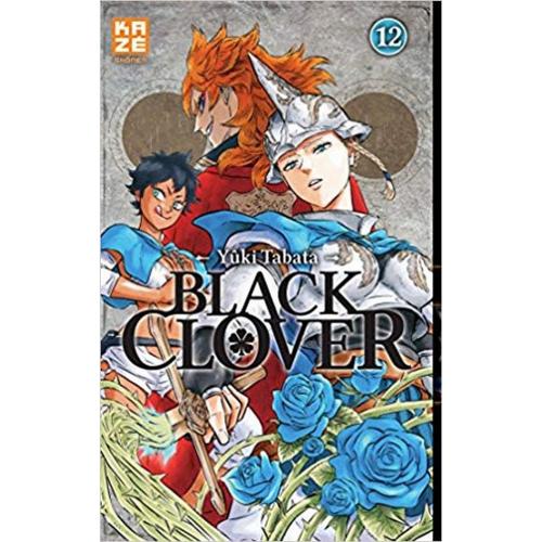 Black Clover Tome 12 (VF)