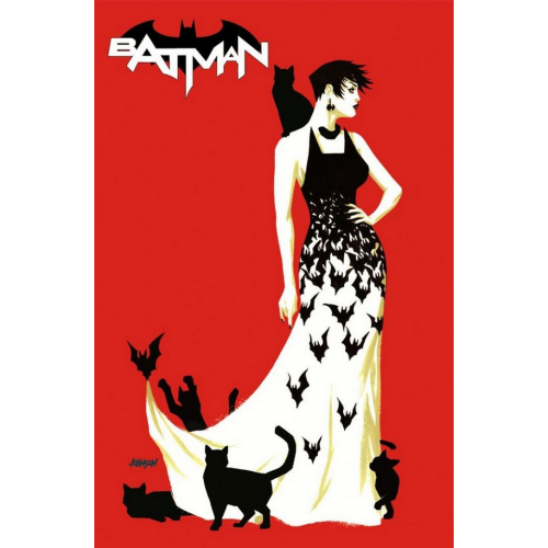 BATMAN 50 DAVE JOHNSON VARIANT (RARE)