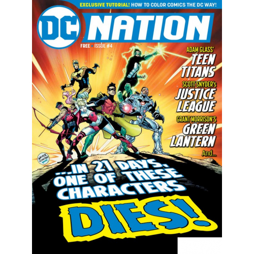 GRATUIT: DC NATION 4 (VO)