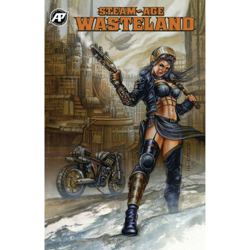 STEAM-AGE WASTELAND ONE-SHOT (VO)
