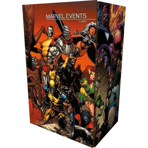 Coffret Marvel Events : X-Men (VF)