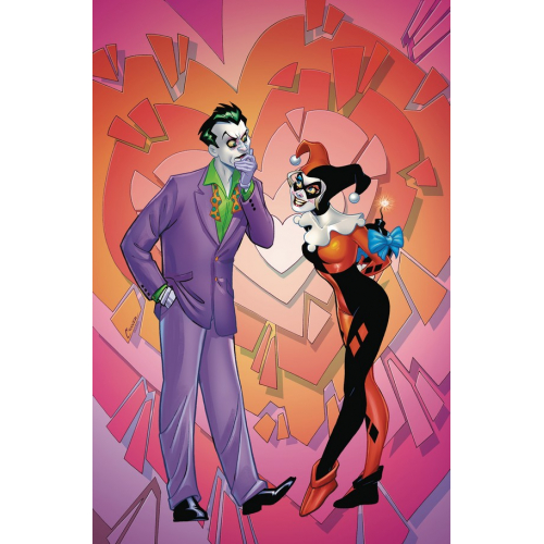 HARLEY LOVES JOKER BY PAUL DINI HC (VO)
