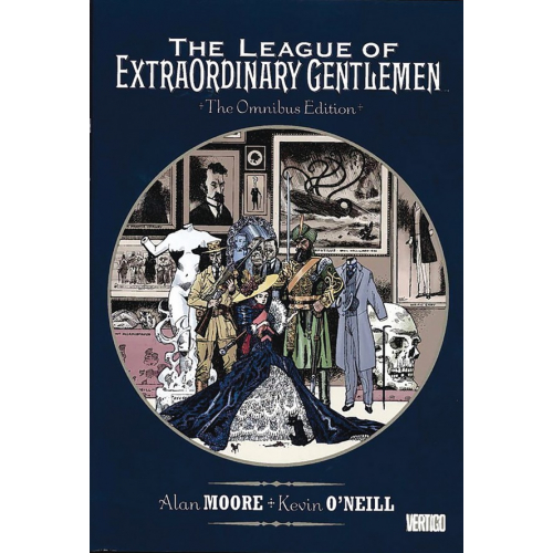 LEAGUE OF EXTRAORDINARY GENTLEMEN JUBILEE ED HC (VO)