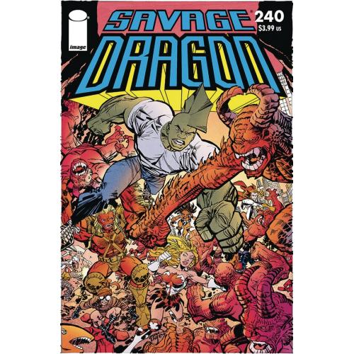 Savage Dragon 240 (VO)