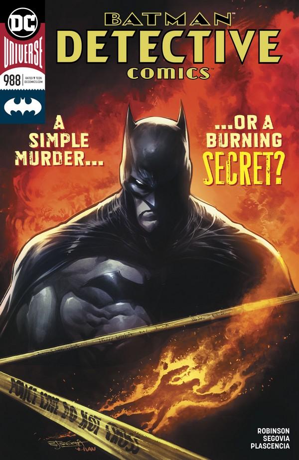 Detective Comics 988 (VO)