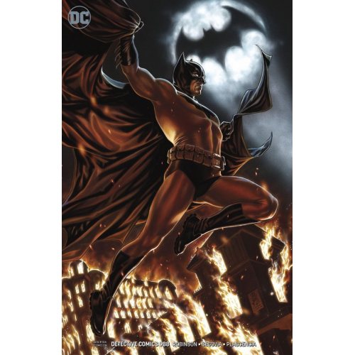 Detective Comics 988 Brooks Variant (VO)