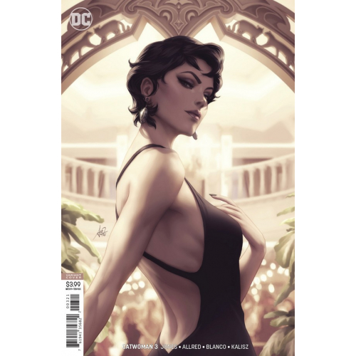 Catwoman 3 Variant (VO)