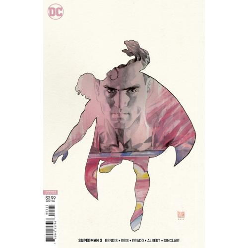 Superman 3 Mack Variant (VO)
