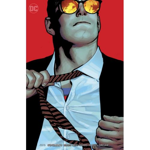 Superman 3 Hugues Variant (VO)