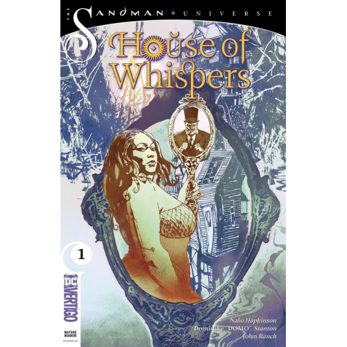 House of whispers 1 Variant Edition (VO)