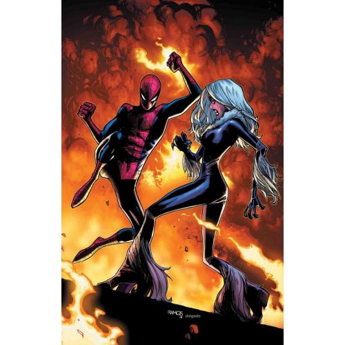 AMAZING SPIDER-MAN 9 (VO) HUMBERTO RAMOS