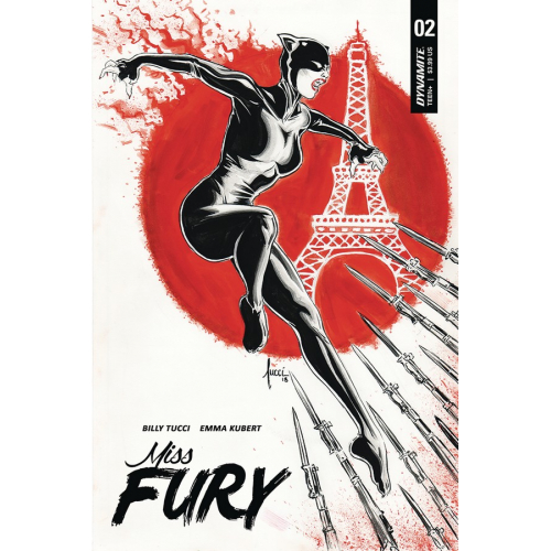 MISS FURY 2 (VO) Emma Kubert
