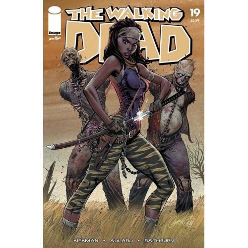 Walking Dead 19 (VO) 15TH ANNV BLIND BAG CAMPBELL VAR (MR)