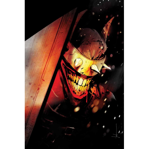 Batman Who Laughs 1 (VO) - Snyder - JOCK