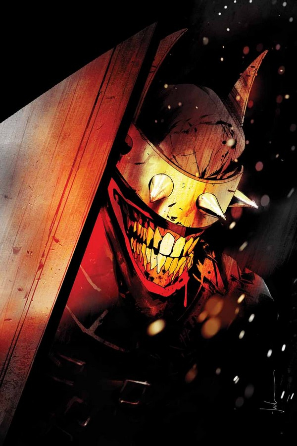 Batman Who Laughs 1 (VO) - Snyder - JOCK