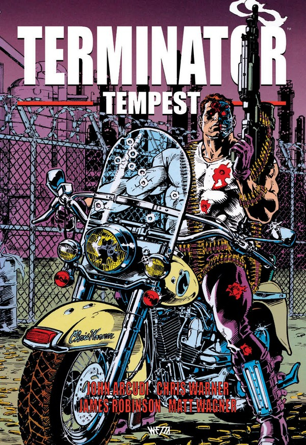 Terminator Tempest Édition Collector Original Comics 300 ex. (VF)